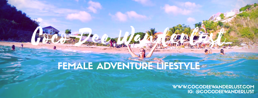 Female Adventure Lifestyle Coco Dee