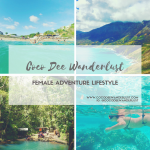 Coco Dee Wanderlust Female Adventure Lifestyle