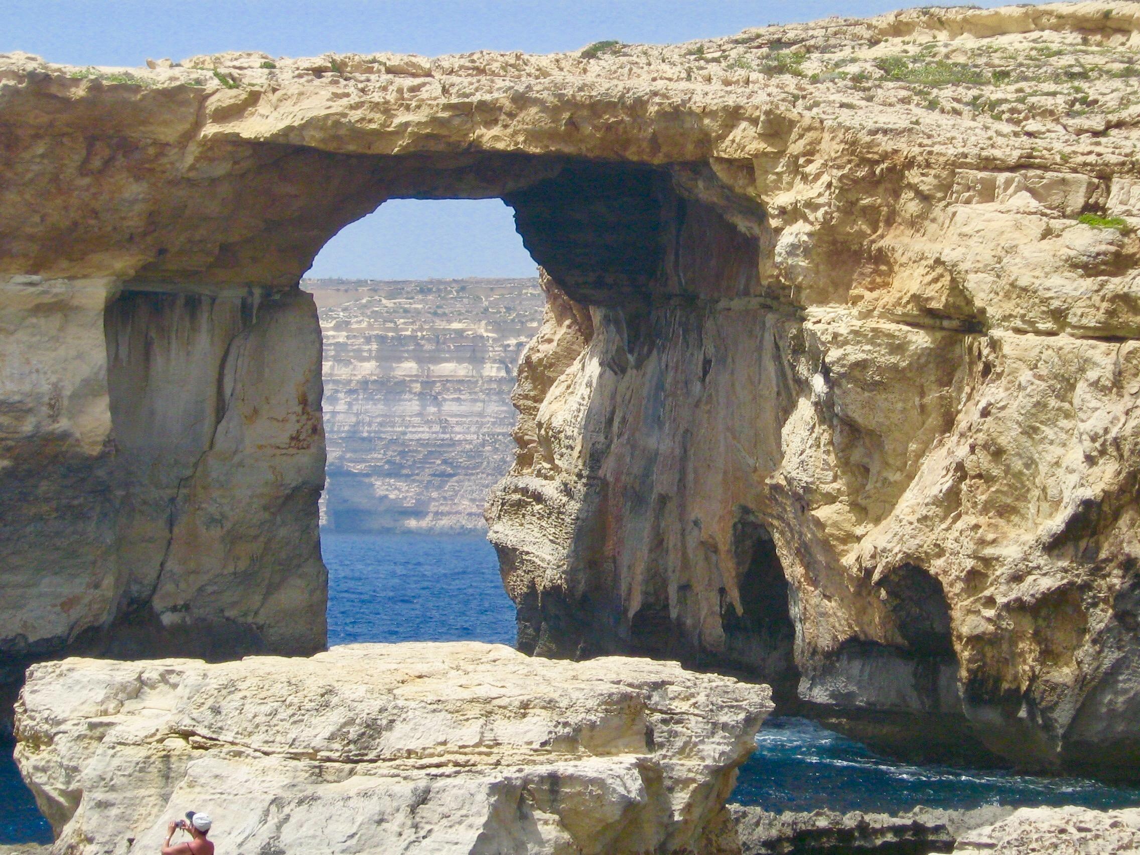Malta Island Azure Window