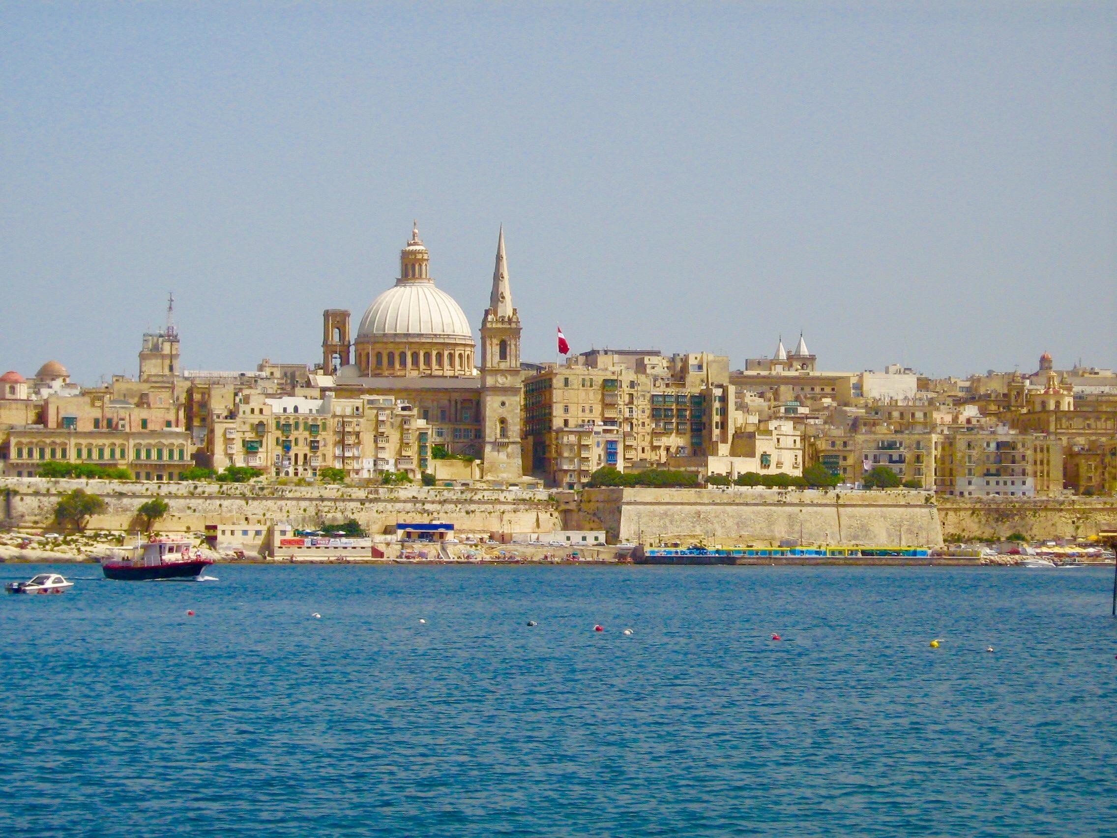 Malta Island Valletta