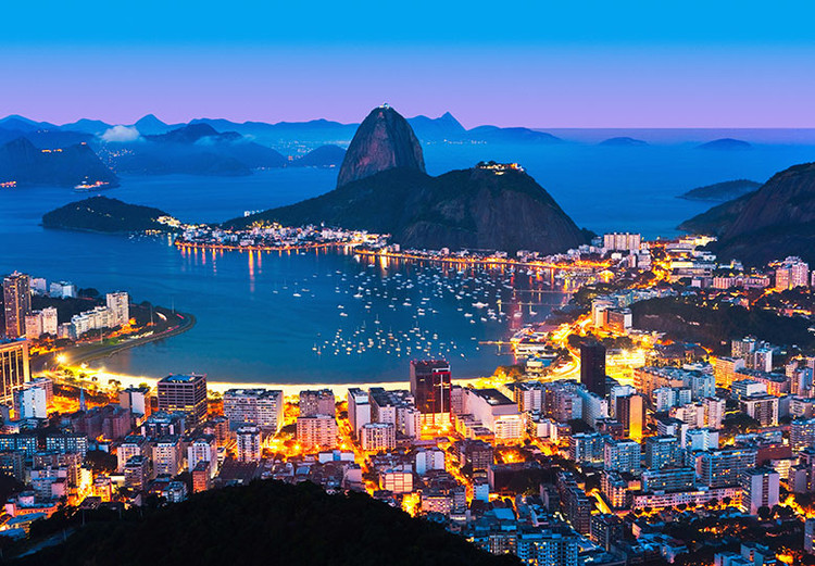 Rio de Janeiro Brazil 2017 destination