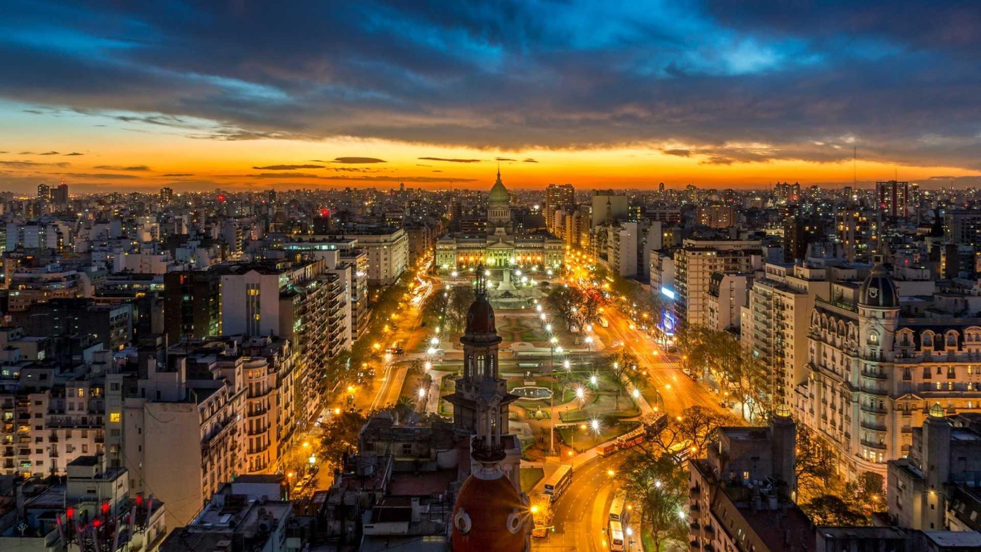 Buenos Aires Argentina Travel Destination