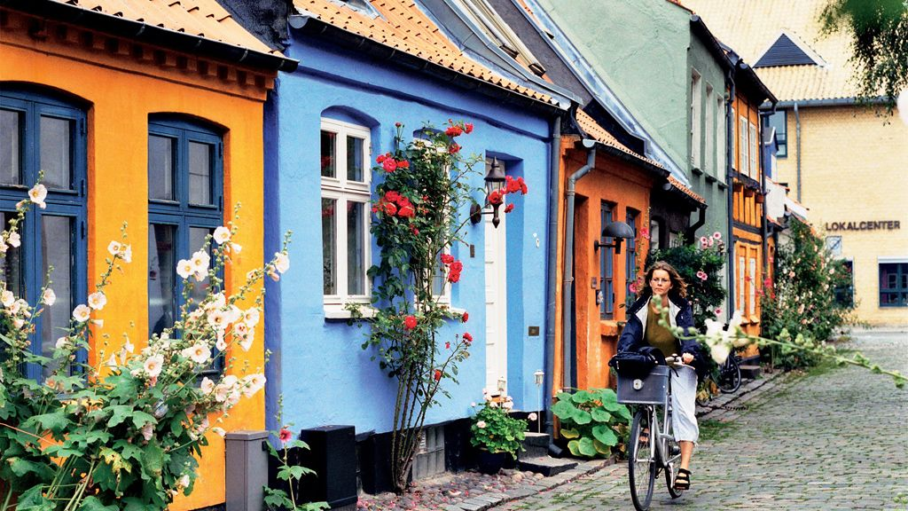 Aarhus Denmark Culture Capital Europe