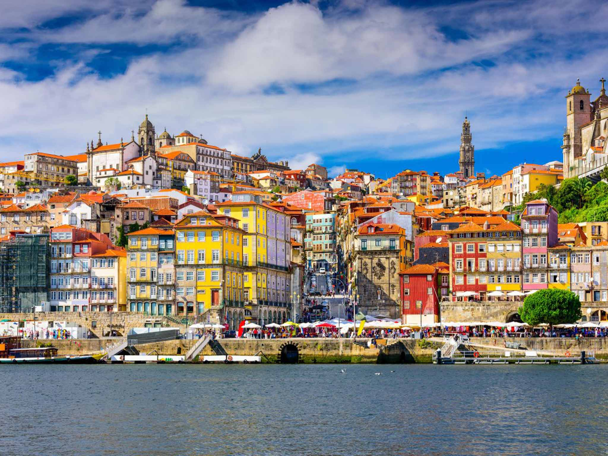 Porto Portugal popular destinations 2017
