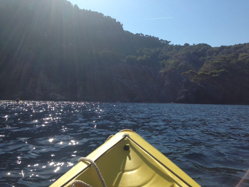 Island Guide Mallorca kayak