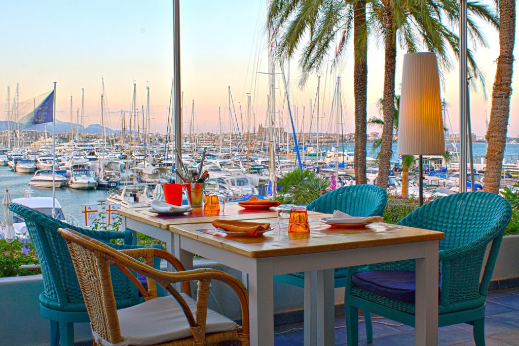 Taronja Negre Mar Mallorca Palma 8 best restaurants