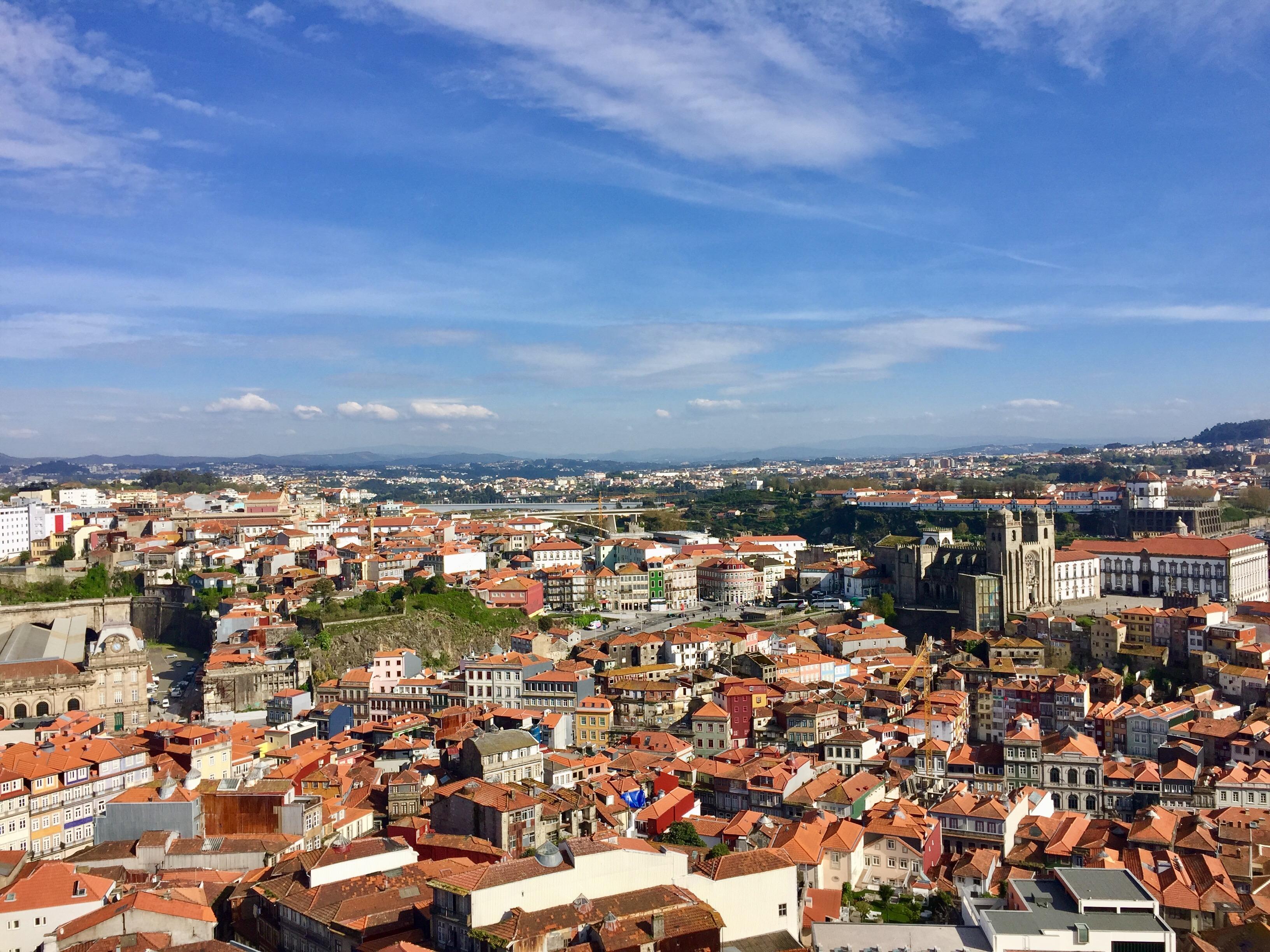 Porto view tower