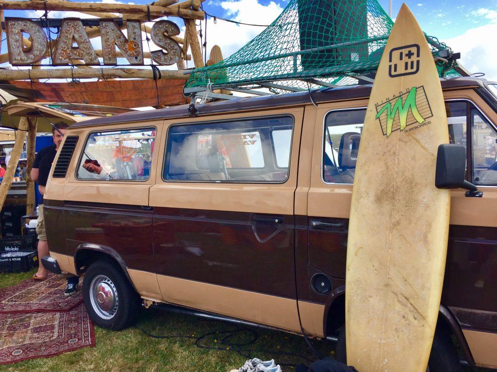 Texel Beach Food Festival Volkswagen