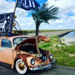 Texel Beach Food Festival car