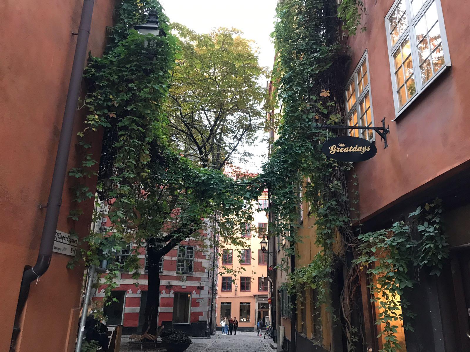 Best Hotels in Stockholm - Gamla Stan