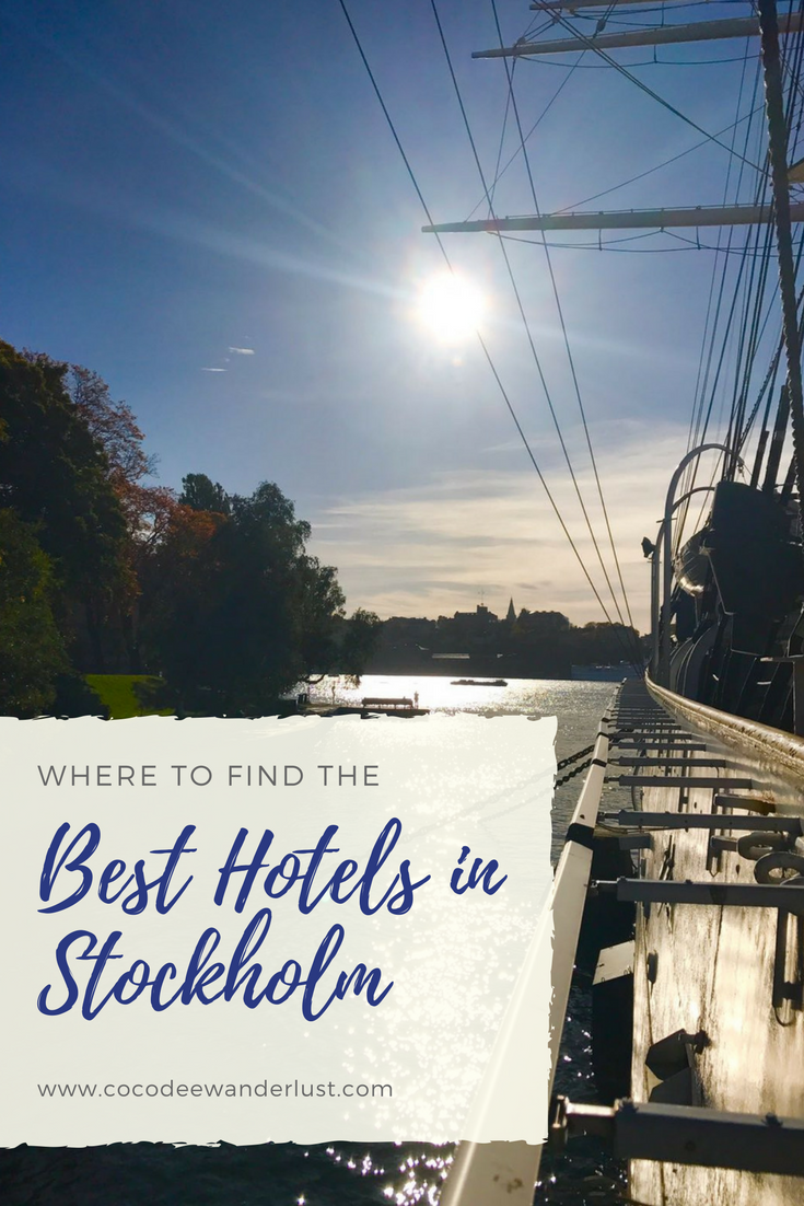 Where to Find the Best Hotels in Stockholm - Coco Dee Wanderlust