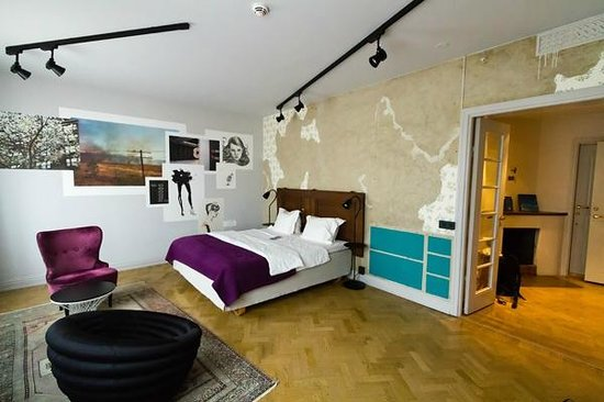 Best Hotels in Stockholm Story