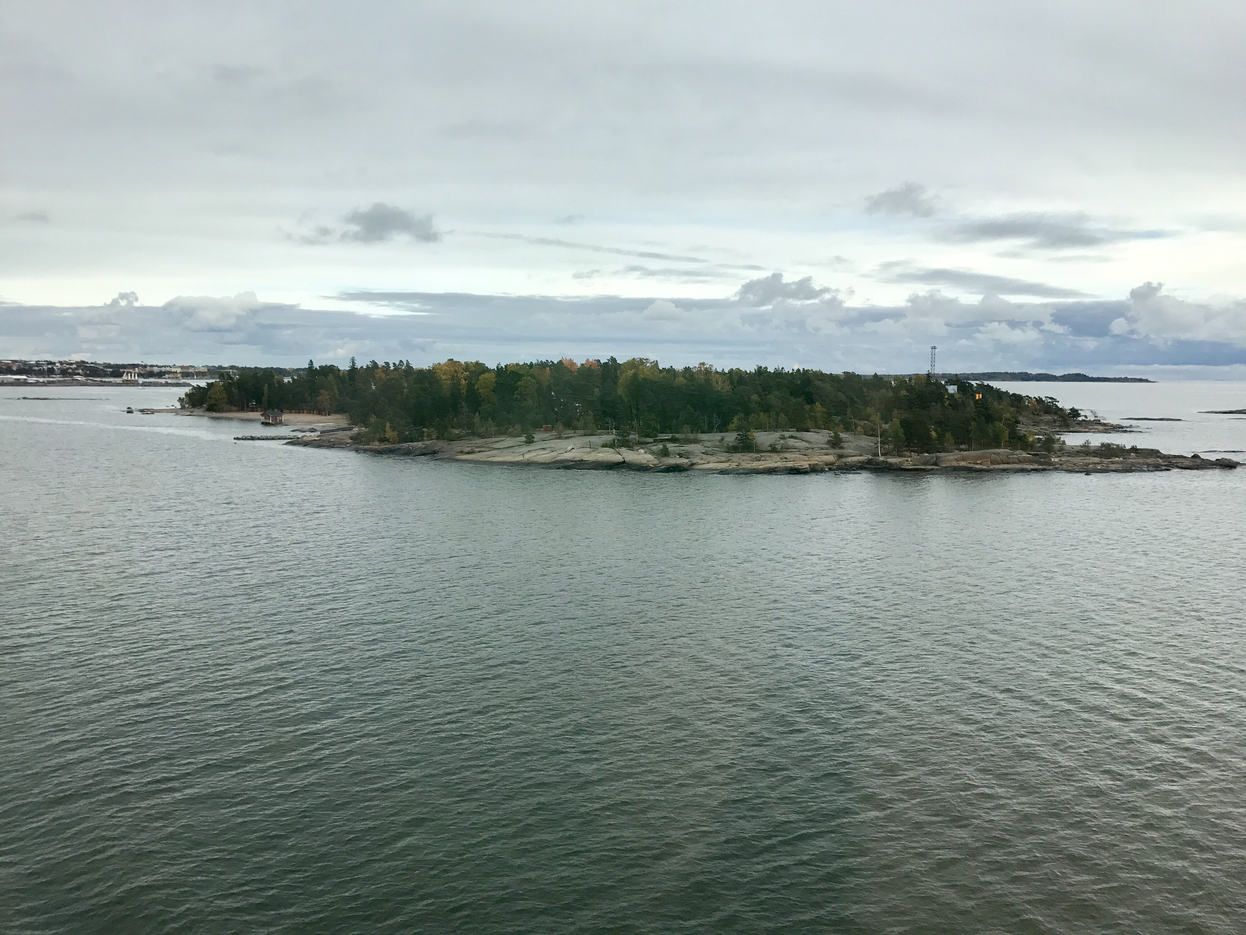 Helsinki Ferry Ride to Tallinn Scandinavian