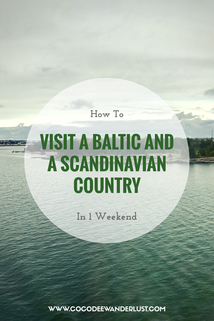 Pin Visit Baltic and Scandinavian Country
