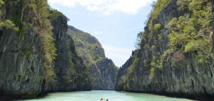 Travellers Kayaking
