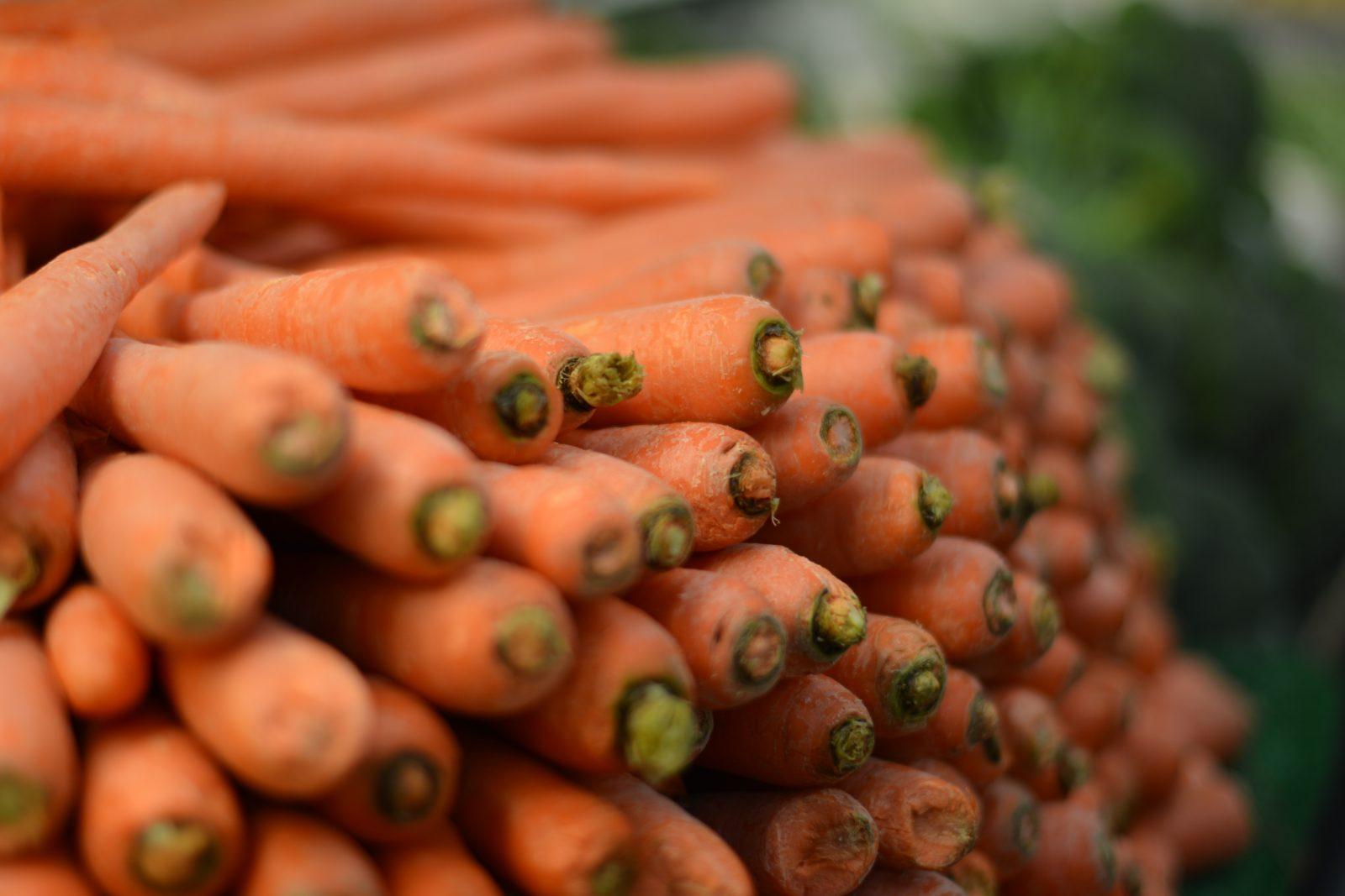 Dutch food carrots