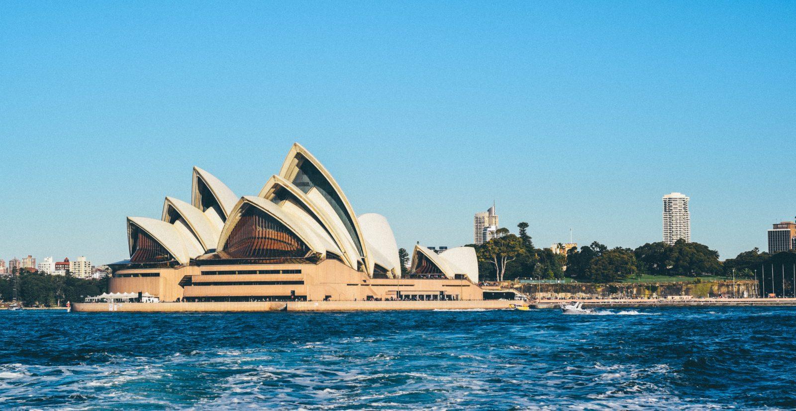 East Coast of Australia Sydney