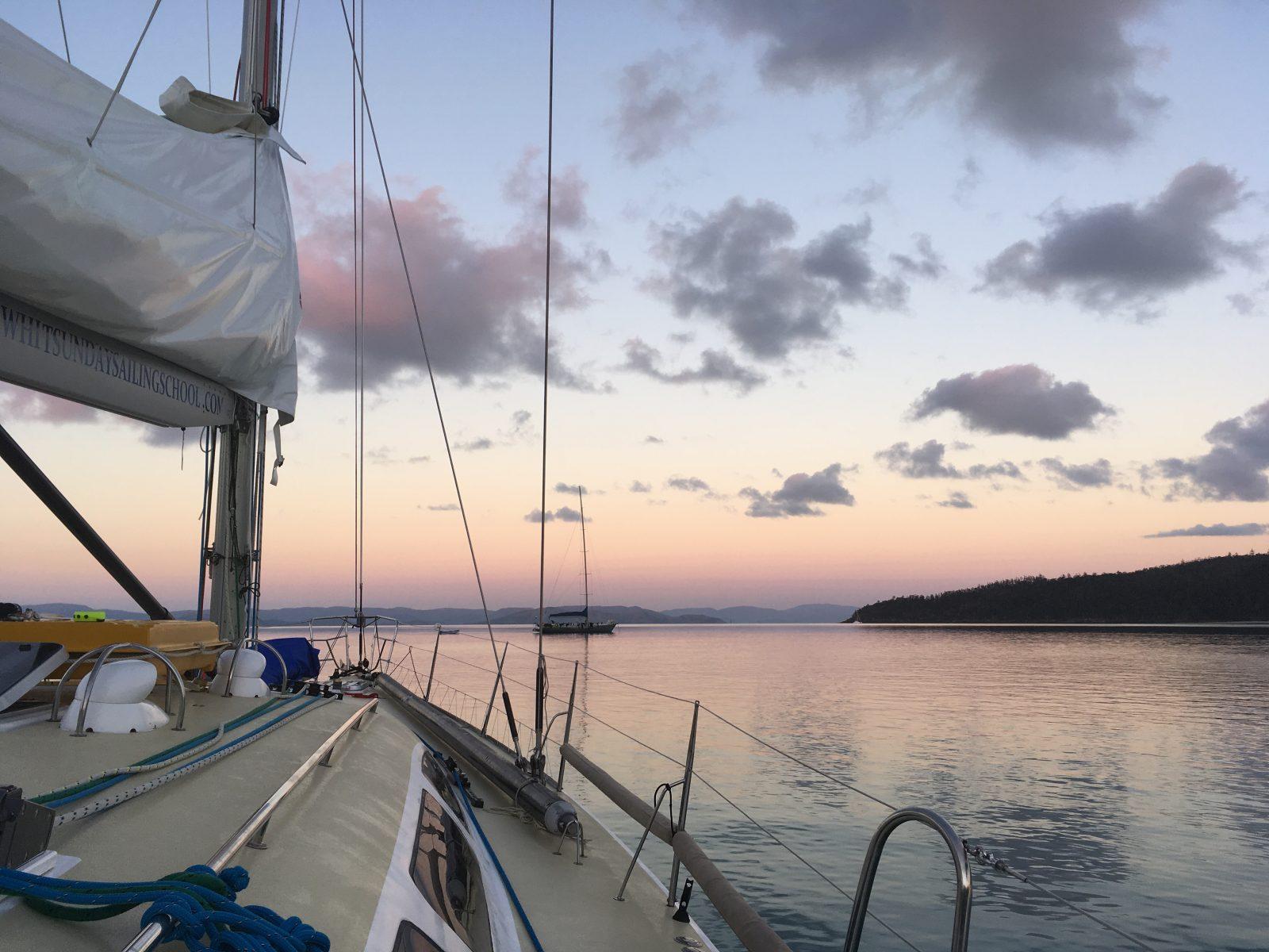 Est Coast of Australia sailing