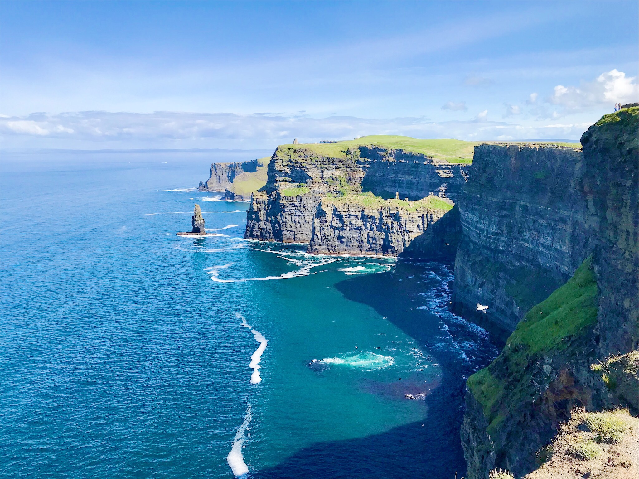 Ireland Cliffs of Moher Galway