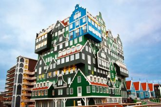 Zaandam - weekend in the Netherlands