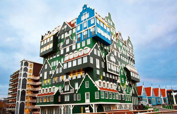 Cities in the Netherlands Zaandam