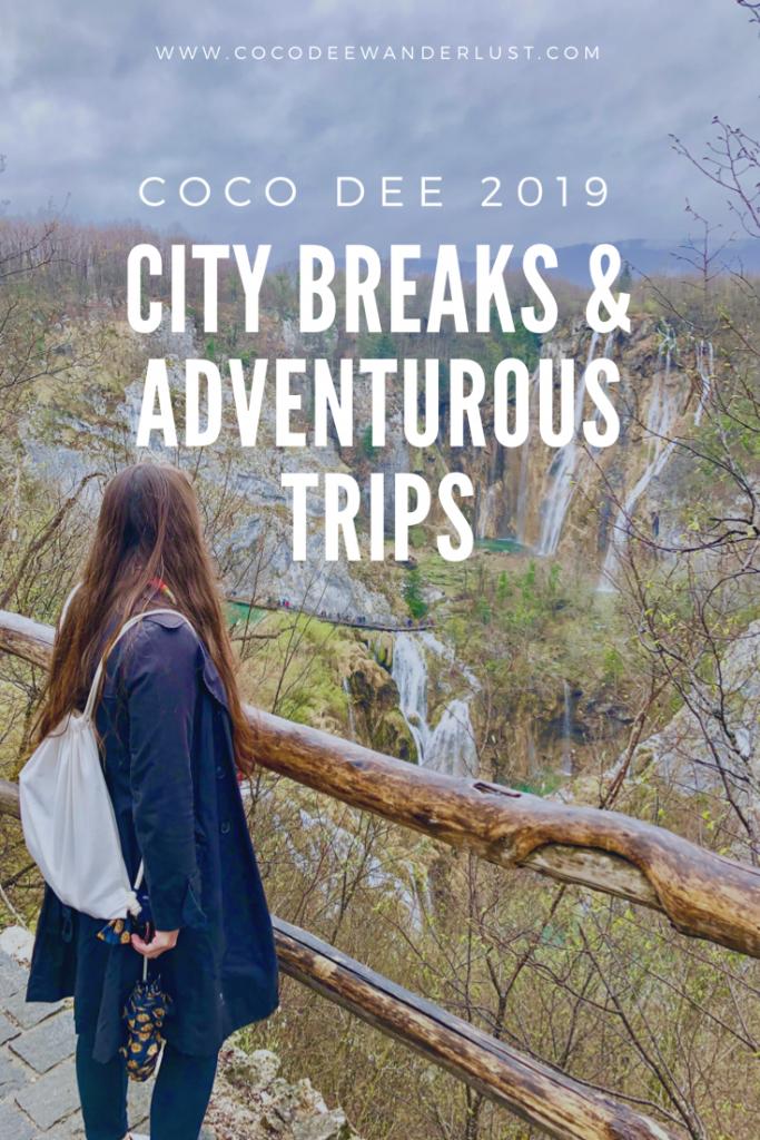 City breaks & adventurous trips Croatia