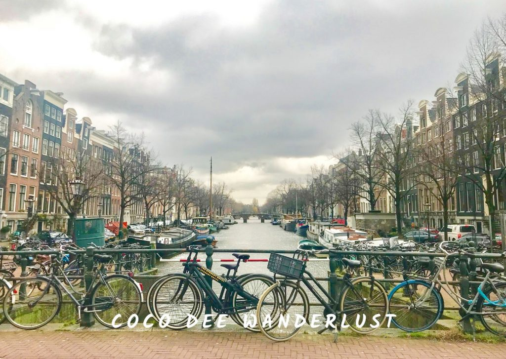 The Netherlands Travel guide Amsterdam