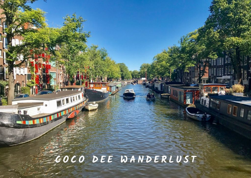 The Netherlands Travel guide Amsterdam canal