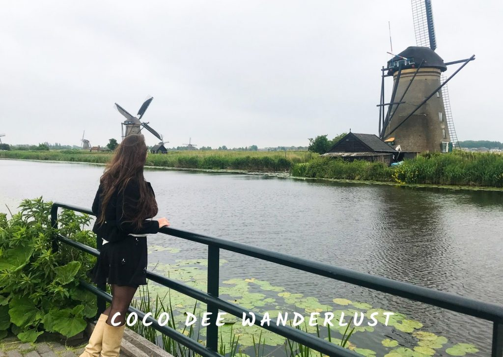 The Netherlands Kinderdijk