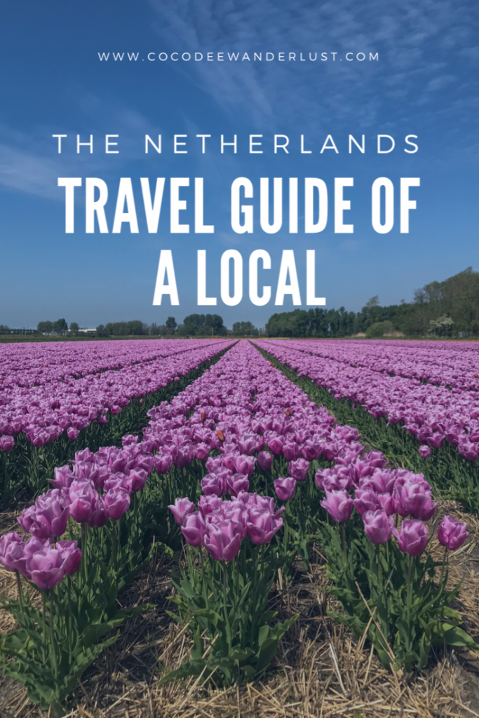 The Netherlands Travel guide of a local