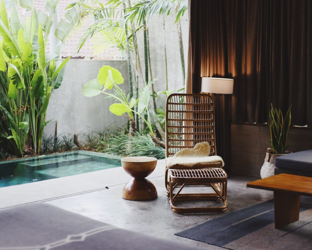 finding the best hotels Bali