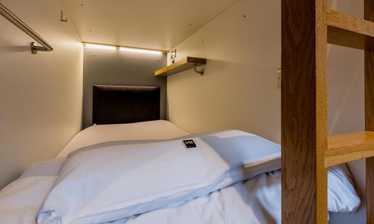 Code pod hostel Edinburgh - finding the right hostel