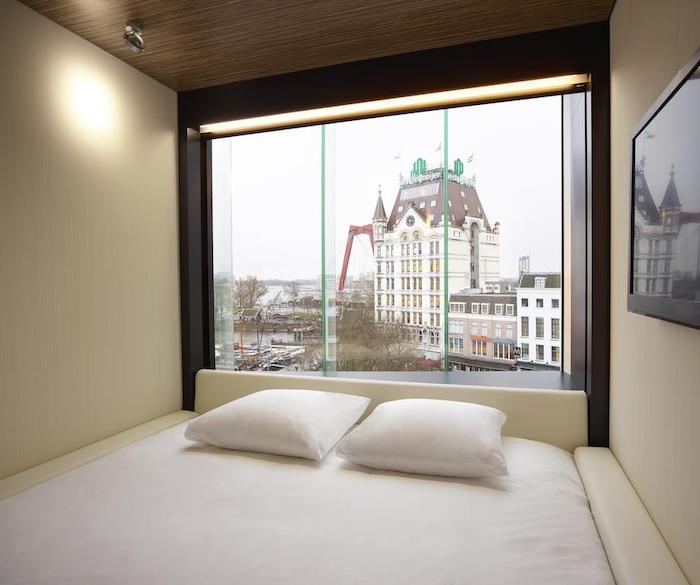 CitizenM Rotterdam - Best hotels to stay in the city centre