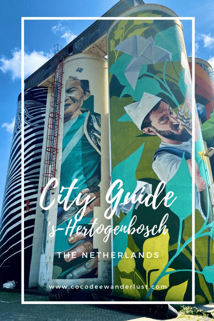 The Netherlands: City guide 's-Hertogenbosch
