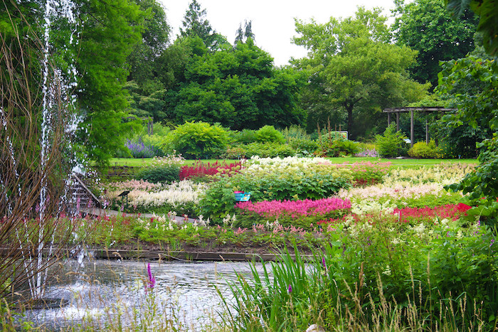 Local city guide Utrecht gardens