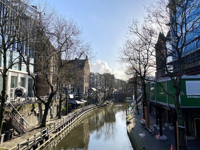 Local city guide Utrecht canals