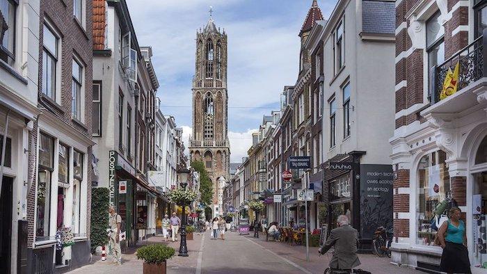 Local city guide Utrecht Domtoren