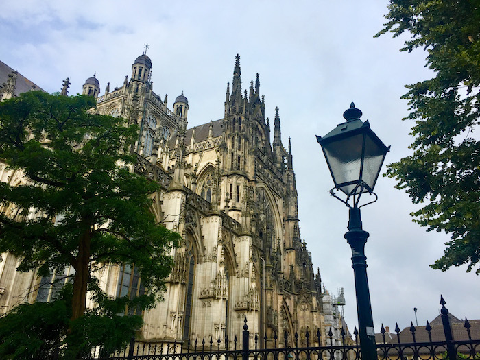St John's Cathedral city guide 's-Hertogenbosch