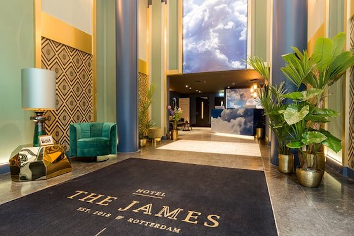 The James - Best hotels to stay in the city centre