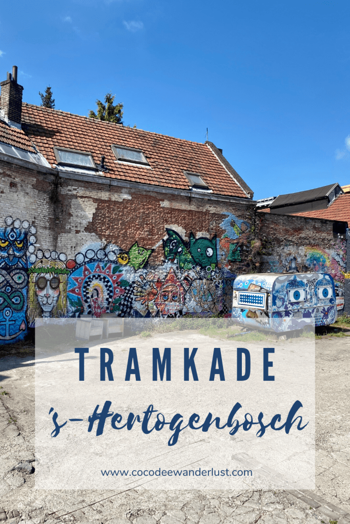 Tramkade in 's-Hertogenbosch, the Netherlands 2