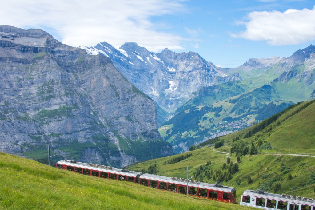 Train - things to do in Europe
