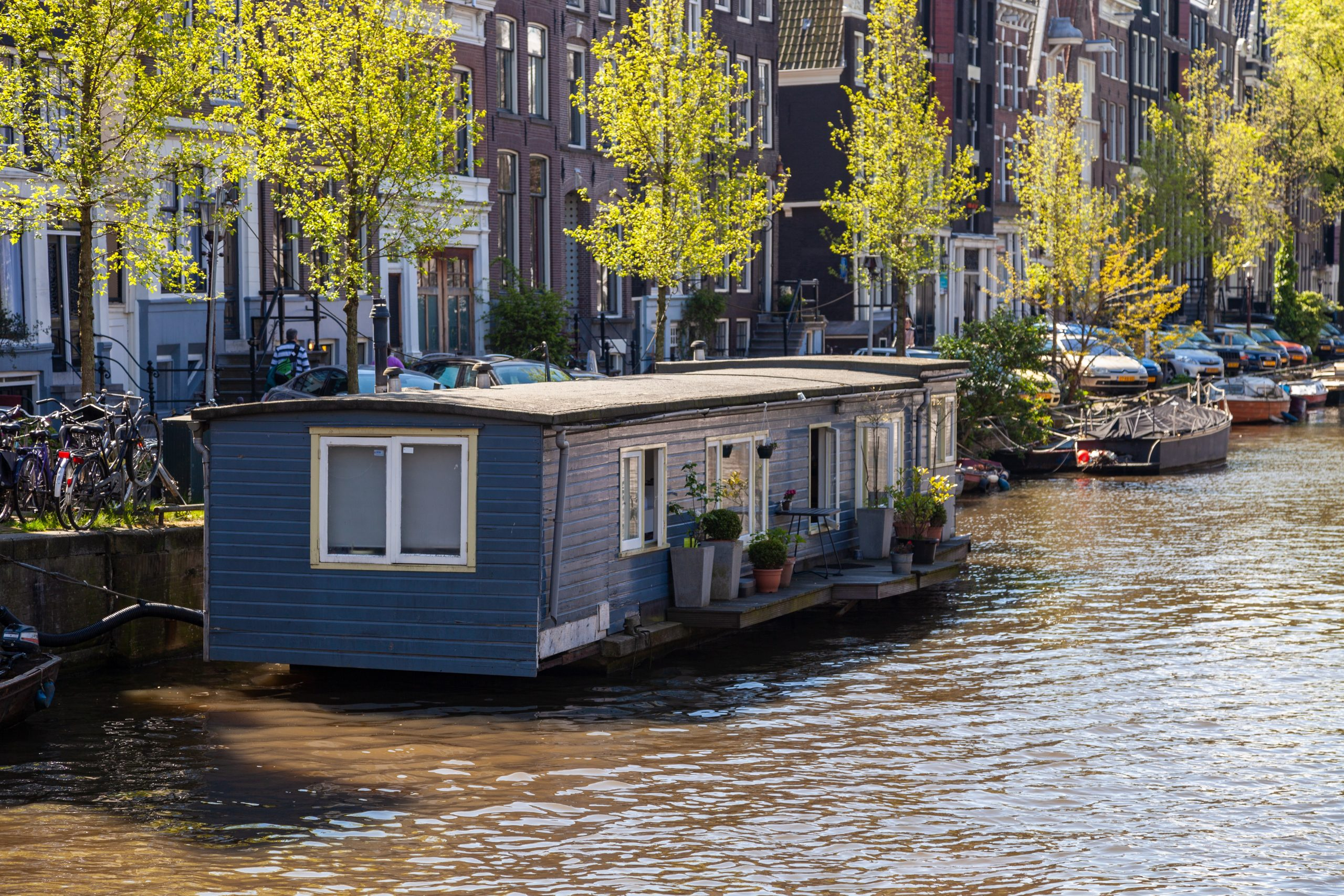 Unique accommodations in the Netherlands