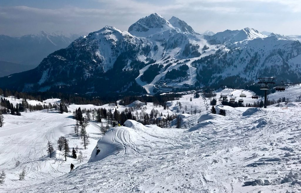 things to do in Europe - Austria slopes