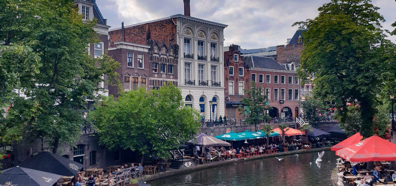 Food hotspots in Utrecht