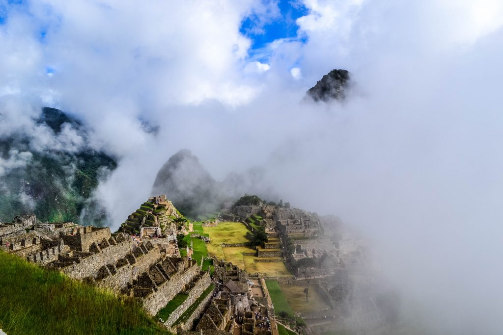 Machu Picchu adventure bucket list