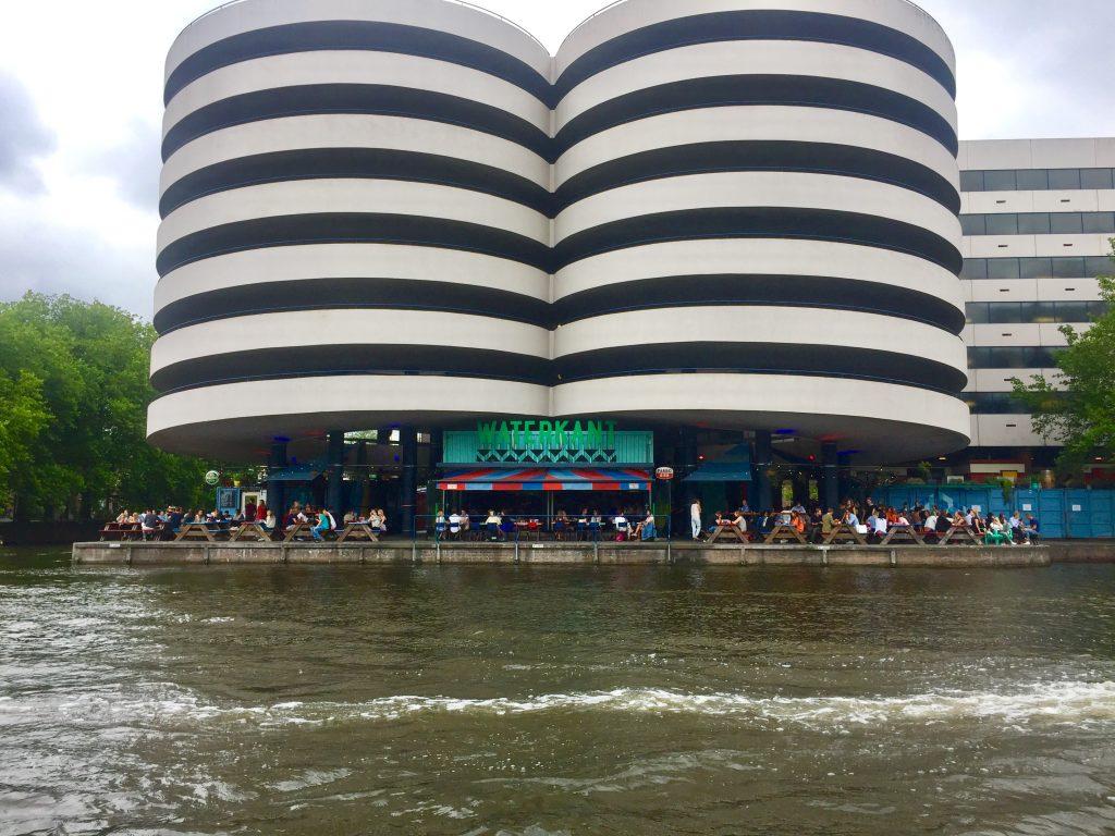 Waterkant - hotspots in Amsterdam