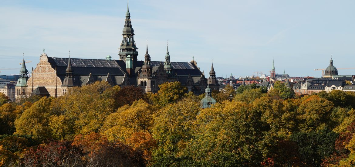 Stockholm Autumn destination