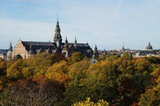 Stockholm Autumn destination